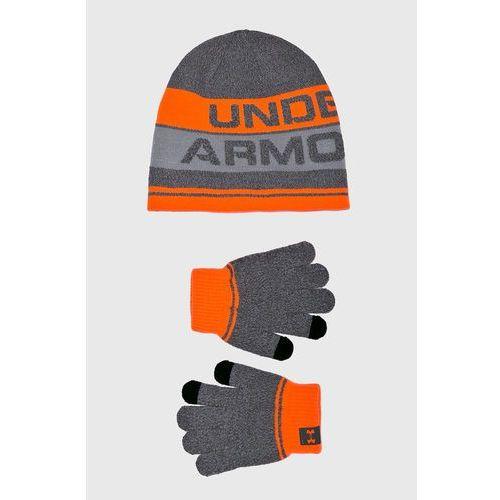 - czapka +rękawiczki dziecięce marki Under armour