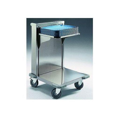 Edenox Wózek z ruchomą platformą do tac cnb