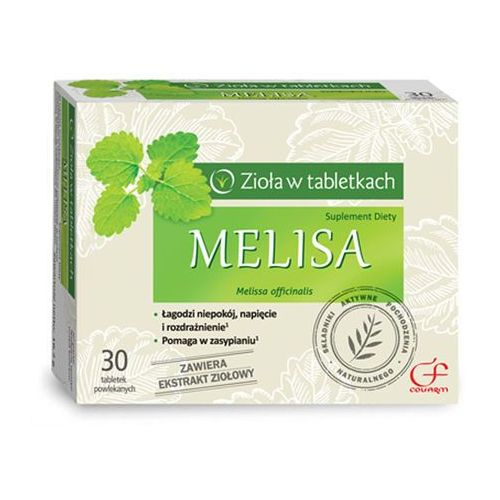 Melisa x 30 tabl powlekanych (5901130350421)