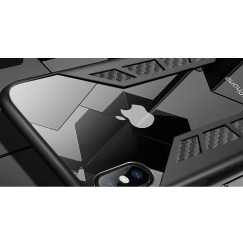 Benks Etui magic future apple iphone x black (6948005943523)