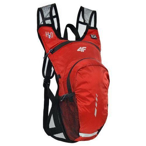 4f Plecak rowerowy pcr002  (kolor:: czarwony) (5901236585765)