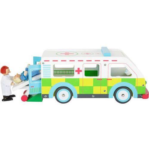 Karetka pogotowia, ambulans do zabawy dla dzieci marki Small foot design