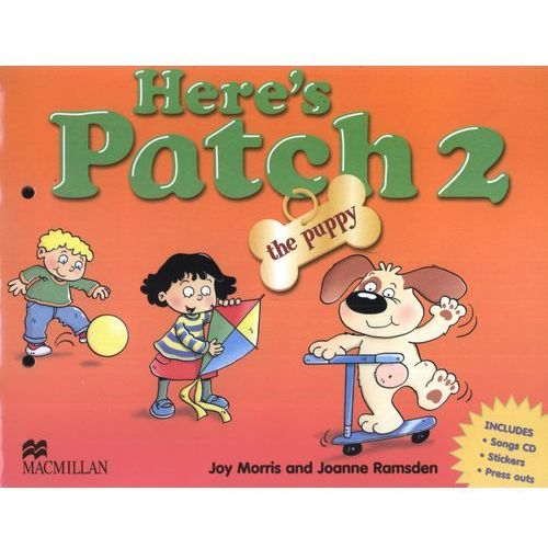 Here's Patch The Puppy 2 With Cd, Morris, Joy / Ramsden, Joanne