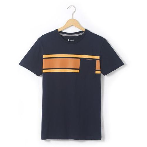 Koszulka z krótkim rękawem w paski 10-16 lat