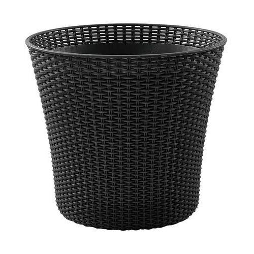 Keter Doniczka conic planter 56,5 l antracyt + zamów z dostawą jutro! + darmowy transport! (7290106933620)