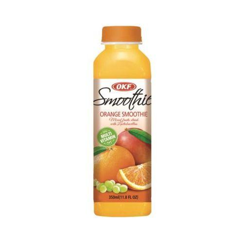 Okf 350ml smoothie pomarańczowe napój owocowy