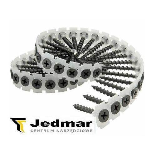Wkręty w taśmach fosfatowane 3.5x55 metal 1 tys. marki Jedmar
