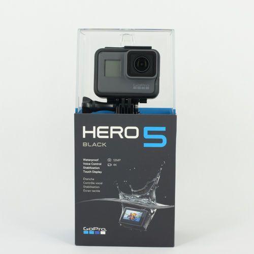 Kamera Sportowa GoPro HERO5 - Czarny