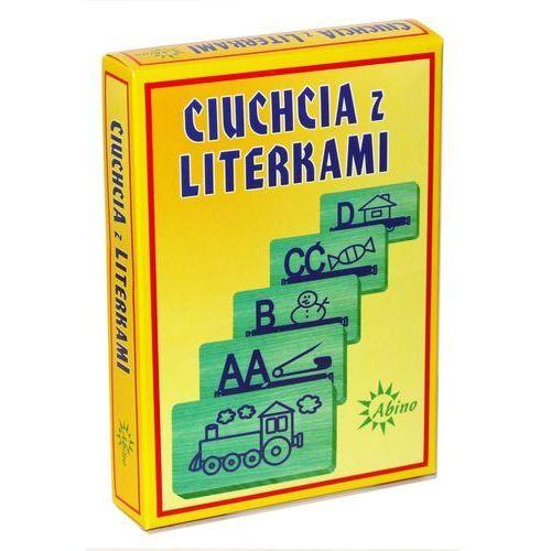 Abino Ciuchcia z literkami (5907438272274)