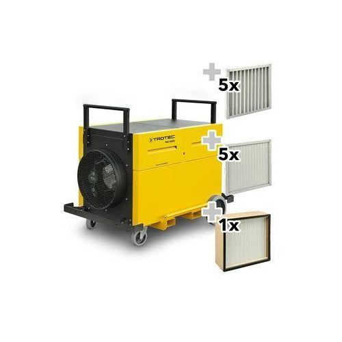 Oczyszczacz powietrza tac 6500 ochrona przeciwkurzowa zestaw marki Trotec