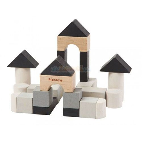 Plan toys Mini klocki 24 elementy (8854740041296)