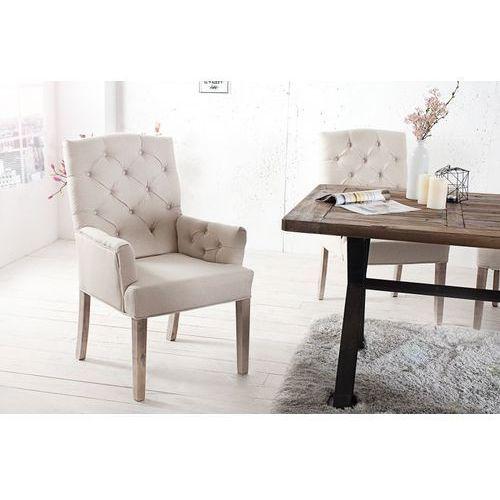 Krzesło Camelot beżowe, kolor beżowy
