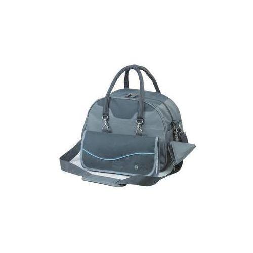 Torba do przewijania přebalovací taška bo jugnle b-city grey marki Bo jungle