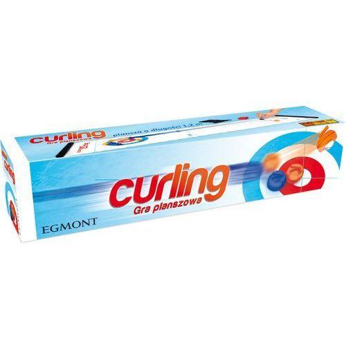 Egmont Curling. gra planszowa