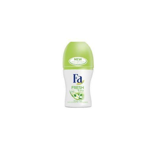 Schwarzkopf  fresh & dry green tea dezodorant w kulce 50ml marki Fa