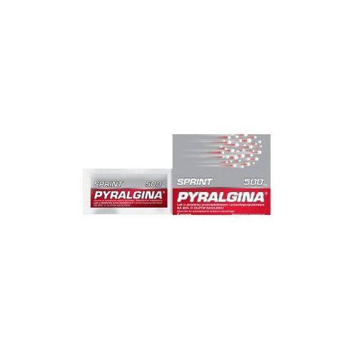 Pyralgina sprint x 6 saszetek marki Polpharma