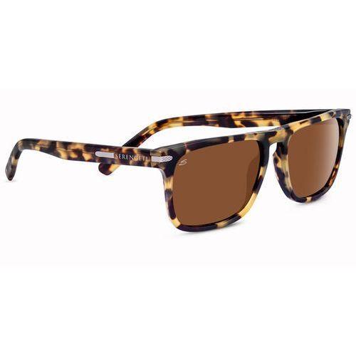Okulary słoneczne large carlo polarized 8327 marki Serengeti