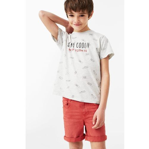 Mango Kids - Szorty dziecięce 104-164 cm
