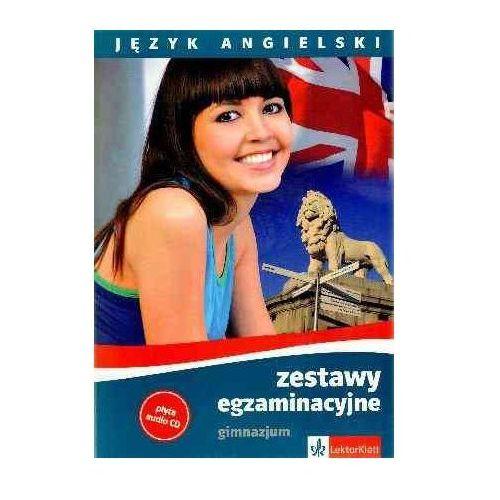 Język angielski Zestawy egzaminacyjne + CD, pozycja wydana w roku: 2009
