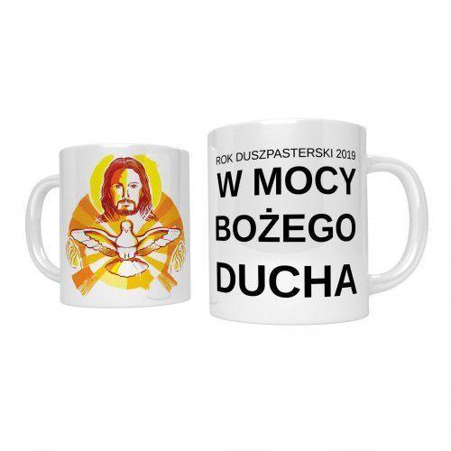 Kubek ceramiczny W mocy Bożego Ducha