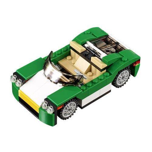 LEGO Creator, Zielony krążownik, 31056