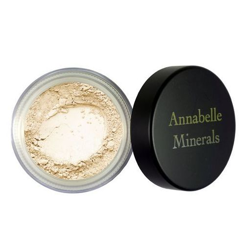 Annabelle Minerals - Mineralny podkład kryjący - 4 g : Rodzaj - Golden light, 5902596579494