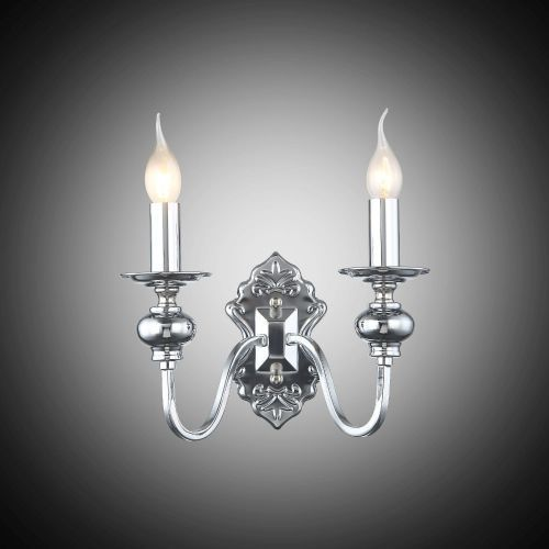 Messika Kinkiet Lucea 80196-06-W02-CR 12cm stalowy