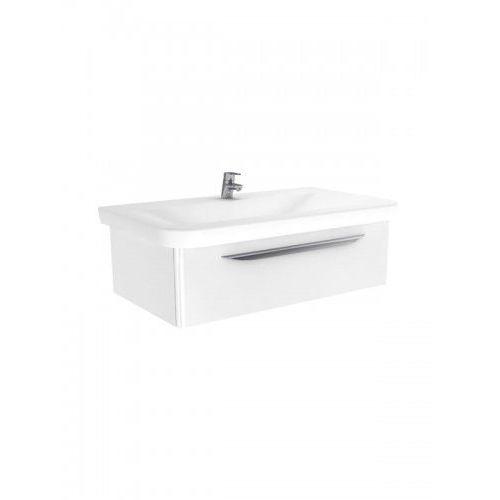 sfero szafka wisząca biała połysk 90 cm ml-9095 marki New trendy
