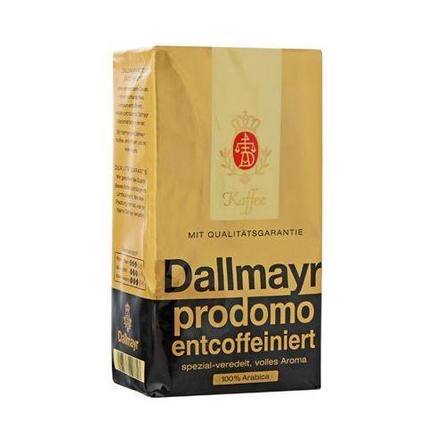 DALLMAYR 500g Prodomo Entcoffeiniert Niemiecka kawa mielona bezkofeinowa import