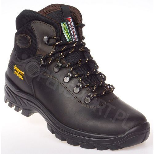 Grisport Męskie buty trekkingowe lontra dakar brązowy 40