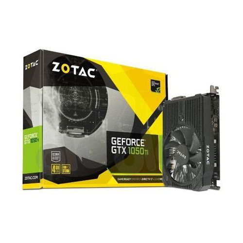 Zotac GeForce GTX 1050 Ti Mini 4GB GDDR5 128bit, ZT-P10510A-10L