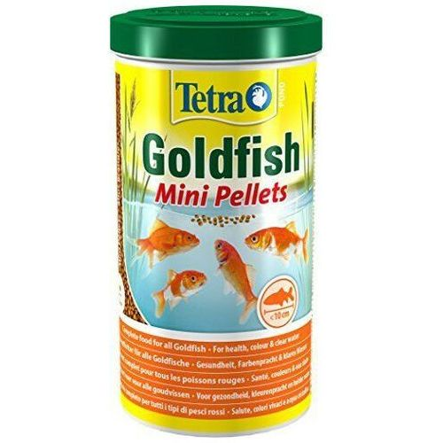 TETRA Pond Goldfish Mini Pellets 1 L - DARMOWA DOSTAWA OD 95 ZŁ!
