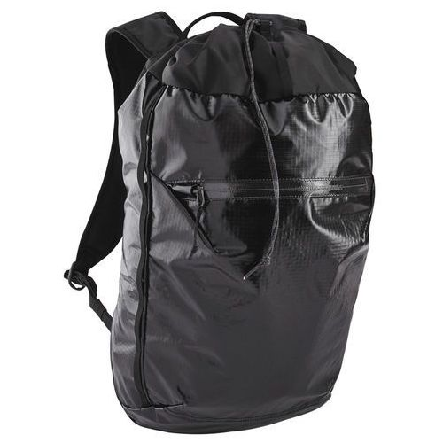 Patagonia LIGHTWEIGHT BLACK HOLE CINCH PACK 20L Plecak podróżny black, 49040