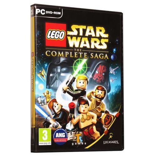 Gra Lego Star Wars The Complete Saga z kategorii: gry PC