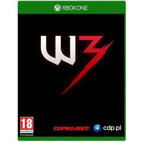 OKAZJA - Wiedźmin 3 Dziki Gon (Xbox One)