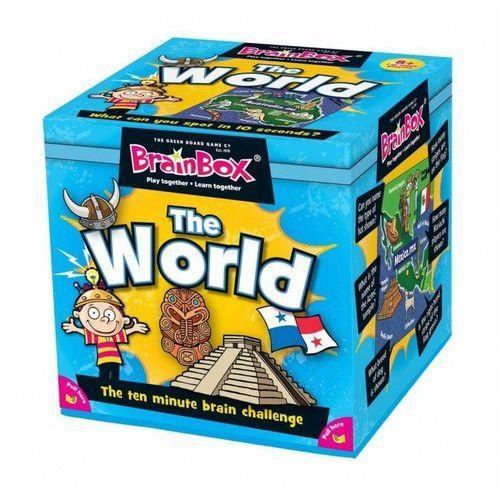 BrainBox The World (8590228028631)