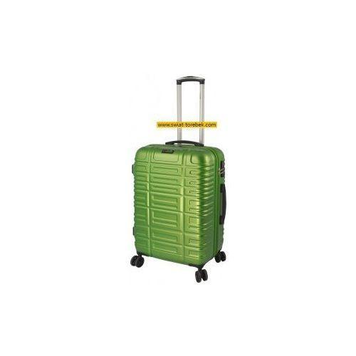 model 350 walizka duża 4 koła materiał polikarbonit zamek szyfrowy tsa od producenta Dielle