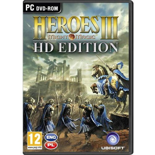 Gra Heroes of Might & Magic 3 HD Edition z kategorii: gry PC