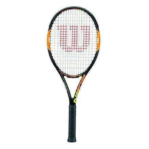 Rakieta tenisowa burn 100 team 3 marki Wilson