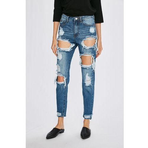 Missguided - Jeansy Riot, jeans