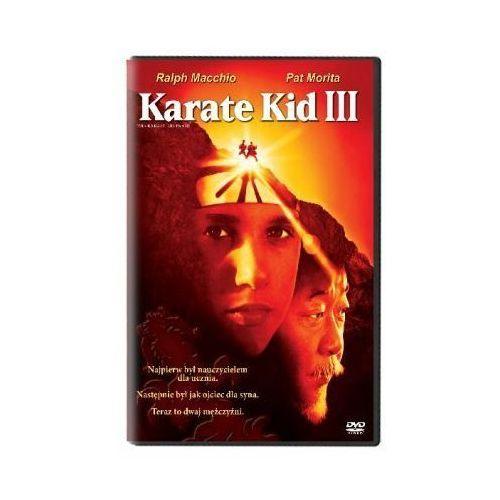 Karate kid 3 (DVD) - John G. Avildsen - produkt z kategorii- Filmy karate i sztuki walki