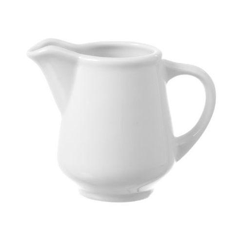 Dzbanek do śmietanki porcelanowy bianco marki Fine dine