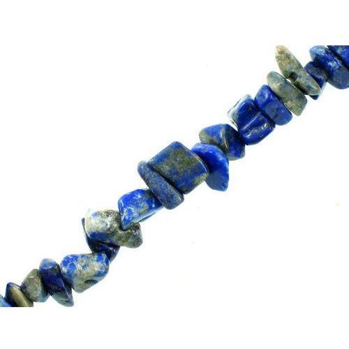 Kamień Jubilerski Lapis Lazuli Sieczka Drobna 3~7mm 20szt