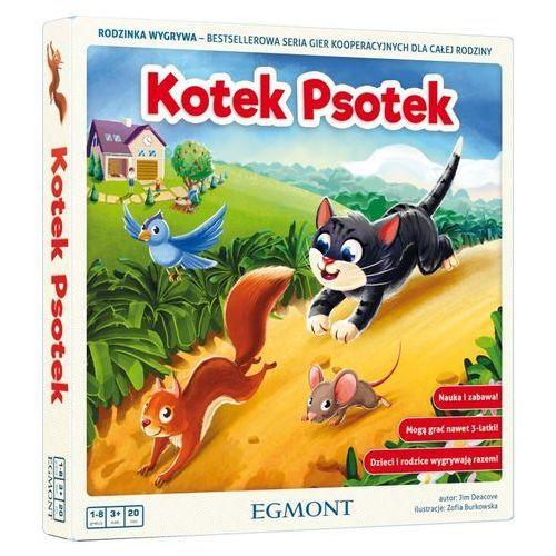 Kotek Psotek. Rodzinka wygrywa -, 10980