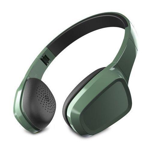 Headphones 1 Green mic - BEZPŁATNY ODBIÓR: WROCŁAW!