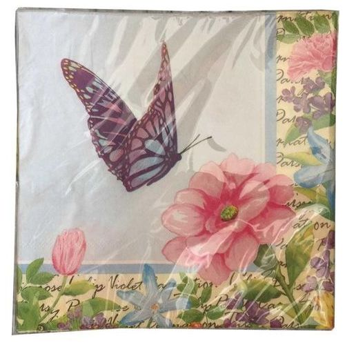 Chomik Serwetki papierowe dekor kpl.20szt 33x33cm 5748