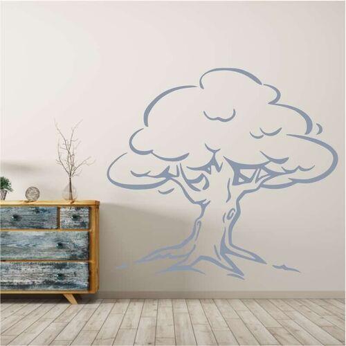 Drzewo szablon na ścianę 2375 marki Wally - piękno dekoracji