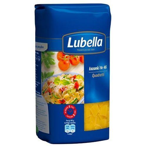 Lubella Makaron łazanki  quadretti 500 g
