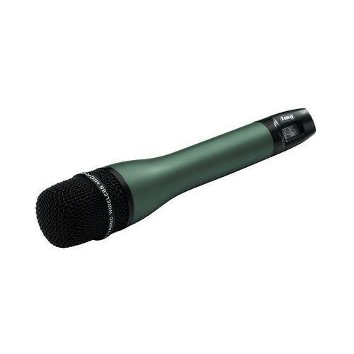 Monacor txs 872ht mikrofon doręczny z wbudowanym nadajnikiem