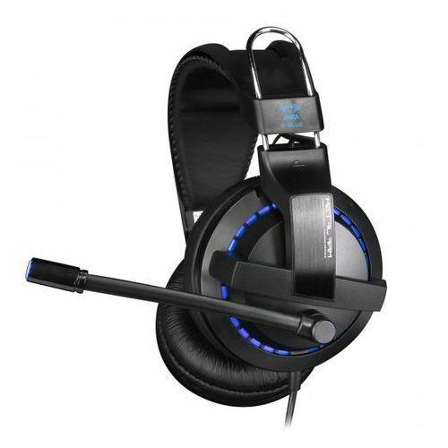 E-BLUE COBRA X EHS951 GAMING BLACK słuchawki